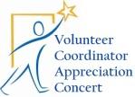 Volunteer Coordinator AppreciationConcert